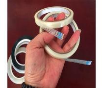 纸箱加强条易拉条 纤维线易拉胶带 撕拉条红色易拉丝拆封拉线信封