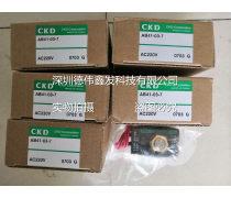 全新原装CKD电磁阀AB41-03-7-AC220V