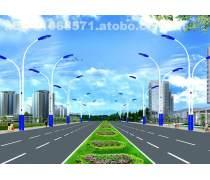 哈尔滨太阳能路灯杆厂