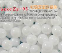 高档的氧化锆珠NanorZr-95