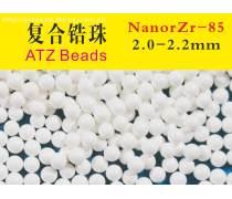 高性价比的氧化锆珠NanorZr-85