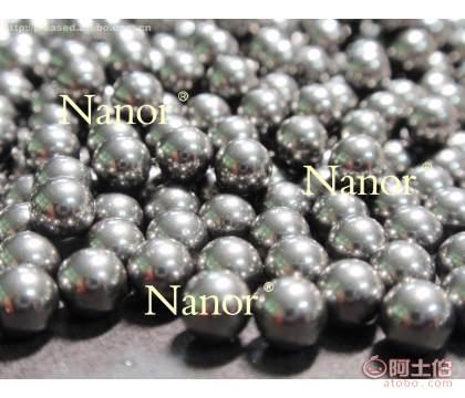 超耐磨的耐诺铬钢球NanorCr
