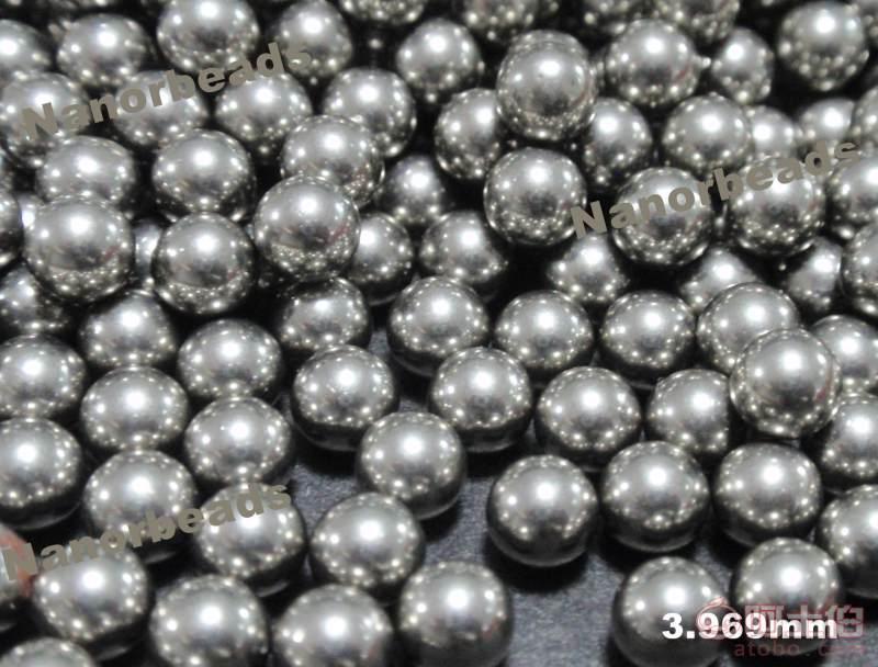 超耐磨的耐诺铬钢球NanorCr 详情图2