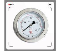 抗震压力表系列-压力表型号规格-量程-精度等级-接头均可来电咨询定制