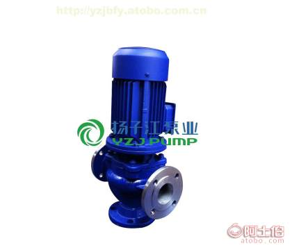 管道泵:GW防爆�o堵塞管道泵