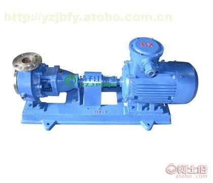 化工泵:IR型防爆耐腐�g保�乇�|不�P�保�乇�|保�仉x心泵