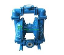 隔膜泵:衬F46氟塑料防腐气动隔膜泵 耐腐蚀隔膜泵