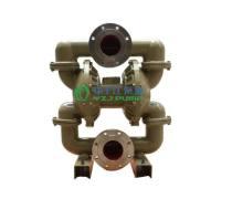 隔膜泵:QBK-125第三代气动隔膜泵