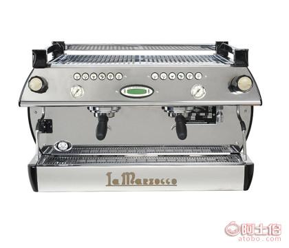 La Marzocco辣妈GB5 AV版双头电控咖啡机