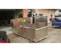 福建全自动智能油水分离器|不锈钢隔油提升一体化设备|厂家供应隔油池