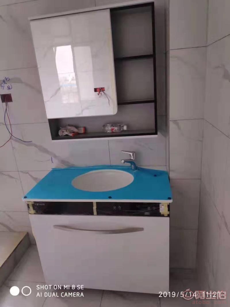 40升、50升、60升、80升不挂墙电热水器浴室柜集成电热水器厂家直销 详情图3