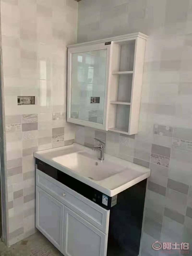 40升、50升、60升、80升不挂墙电热水器浴室柜集成电热水器厂家直销 详情图2