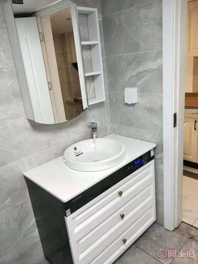 40升、50升、60升、80升不挂墙电热水器浴室柜集成电热水器厂家直销 详情图4