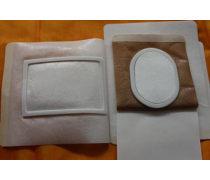遵义市三伏贴空贴厂家加工可以印字的空白帖膏药布