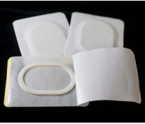 加膜加圈膏药布贴空贴有几种尺寸多少钱一包