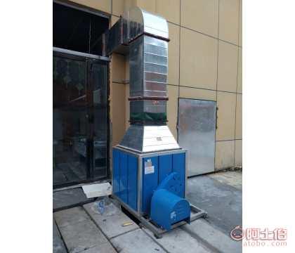 谷城酒店排烟管道排烟罩定做电话油烟净化工程报价