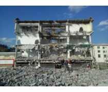 瑞丽水上娱乐园拆除项目
