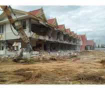 德宏州姐告管委拆除工程案例