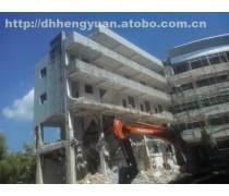 德宏州学校医院拆除工程
