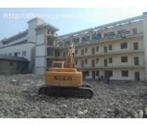 德宏州学校医院拆除、房屋楼房拆除、楼房高楼拆除