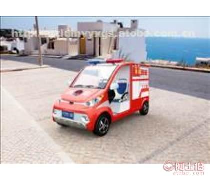 电动消防车的好处