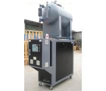 导热油加热机组现场,电导热油加热机组