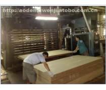 导热油控温设备,导热油炉在木材层压的应用案列