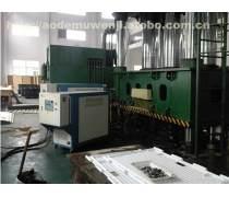 电加热导热油炉,导热油循环加热器在稻草托盘生产现场应用案列