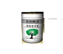 金钱树pu漆环保白漆丰满度好的家具油漆广东专业家具漆厂家直供