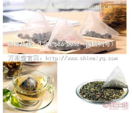 土家茅�r莓藤茶 招商代理加盟 袋泡茶保健�B生 ��喉