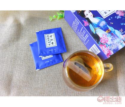 红豆薏米芡实茶赤小豆红薏仁米茶苦荞大麦茶叶茶包水花茶组合男女