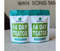 14 Day Detox Slim Flat Tummy Tea