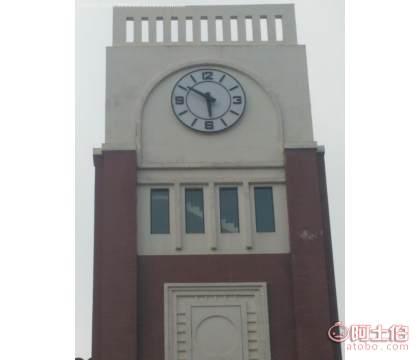 烟台启明专业设计定做2米室外塔钟墙体钟景观钟及设计