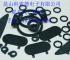 """""""上海硅胶制品、硅胶垫片、耐高温硅胶、密封圈加工定制""""小图1"""