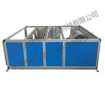 广州卧室用吊顶风柜6排管中央空调末端机冷风机