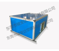 深圳卧室用吊顶风柜6排管中央空调末端机冷风机批发商价格