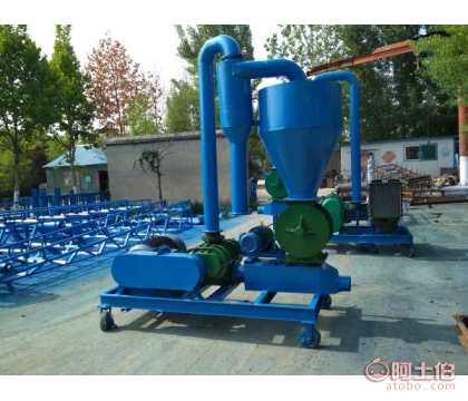 电动粉煤灰吸粮机厂家推荐 新型农业气力吸粮机设备