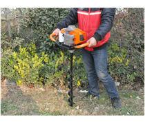 种树挖坑机产品栽种果林 劳动强度低