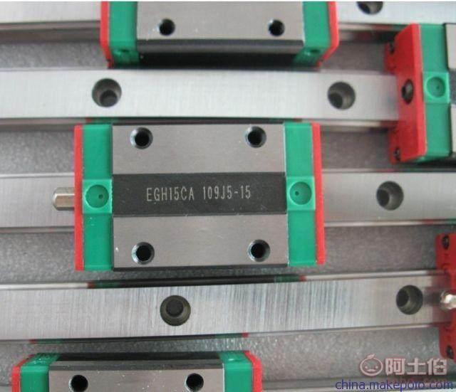 四方型直線導軌滑塊型號 HGH55CA,HGH65CA 詳情圖1