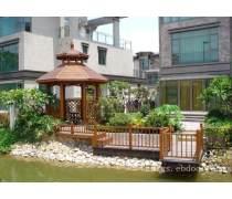 广东现代凉亭