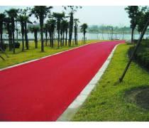 浙江湖州彩色路面喷涂剂给您不一样的视觉冲击
