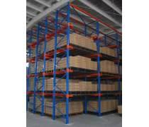 高明仓储货架多功能高效率管理系统