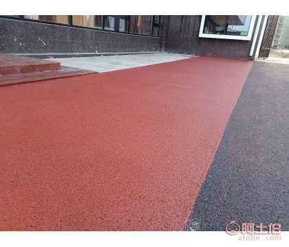 四川冷喷彩色沥青生产厂家,沥青加工多少钱一米