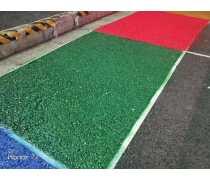 吉林彩色沥青路面施工