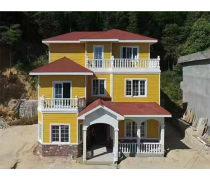 佛山轻钢一层别墅造价多少钱一平方,广东接单。