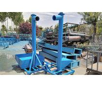 曲阜螺旋输送机小型螺旋蛟龙输送机供应 各种管径提升机