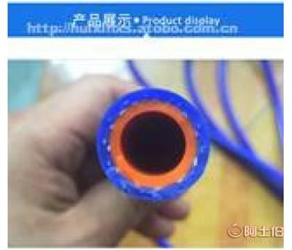挤出缠绕硅胶软管|汽车硅胶暖风管|过水过气成盘胶管厂家直销