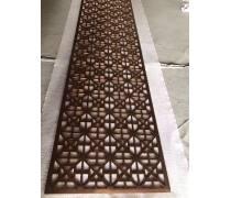自贡不锈钢装饰隔断定做 按需定制