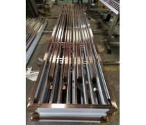 不锈钢板-古铜不锈钢屏风