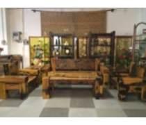 珠海老船木沙发价格|老船木家具生产